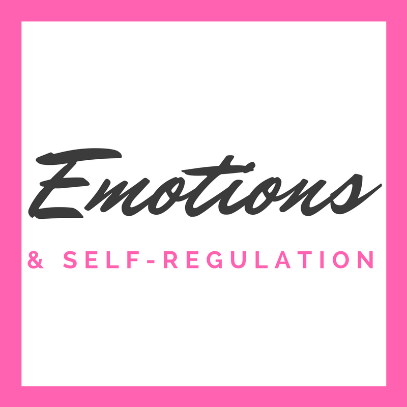 Emotional self-regulation resources