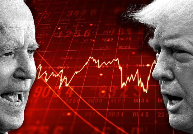 Dólar opera la baja