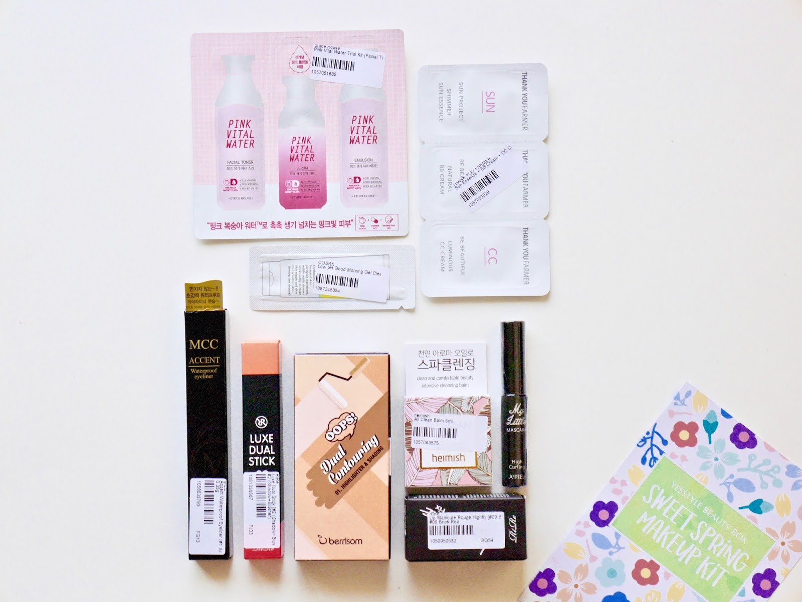 beauty box, beauty, makeup, Asian beauty,