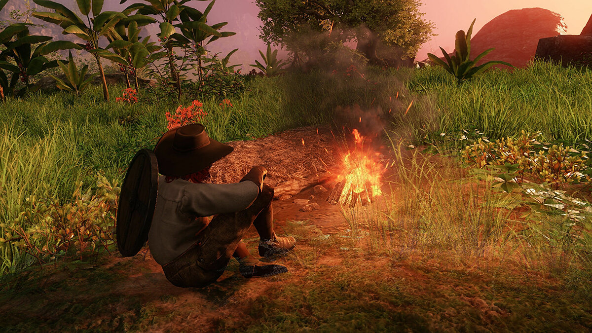 When can you start building a camp in New World. How to unlock the camp