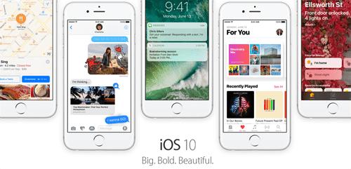 Cara Mudah Upgrade iphone ke iOS 10
