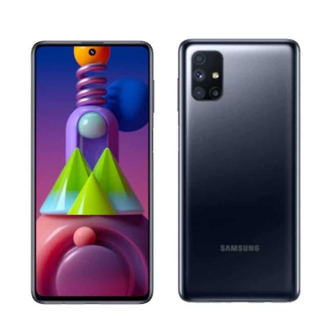 Samsung Galaxy M51: Fiche Technique