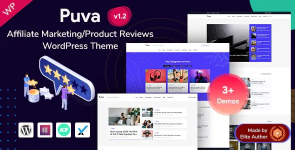 Best Affiliate Product Reviews WordPress Theme