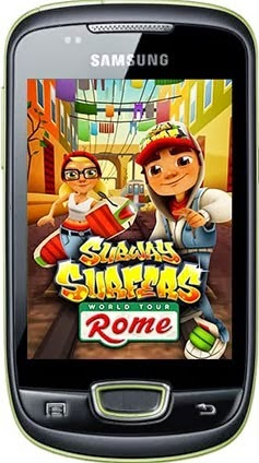 subway surfers for samsung galaxy y free download
