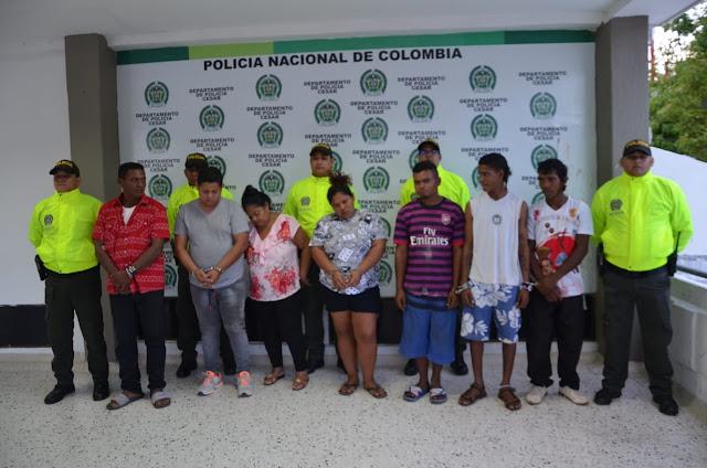 'La Familia', grupo dedicado a distribuir drogas