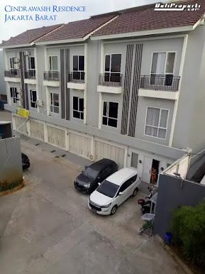 cendrawasih residence dijual