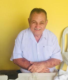 Morre aos 75 anos o médico guarabirense João Pimentel Neto