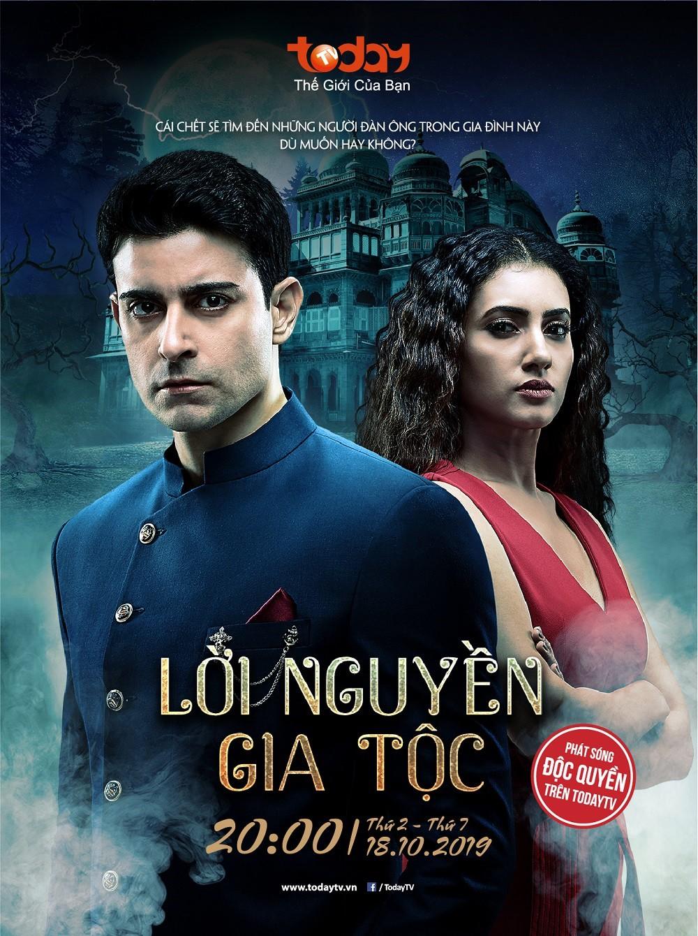 Phim Lời Nguyền Gia Tộc -TodayTV Ấn Độ Tâm Lý (2019)