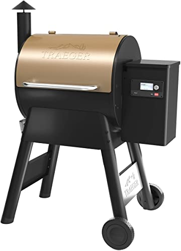 Traeger Pro series grill and smoker