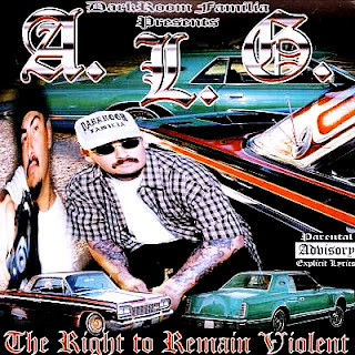 A.L.G. - The Right To Remain Violent (2000)