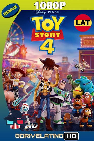 Toy Story 4 (2019) BDRemux 1080p Latino-Ingles MKV