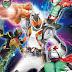 Kamen Rider Climax Heroes Fourze (PSP)