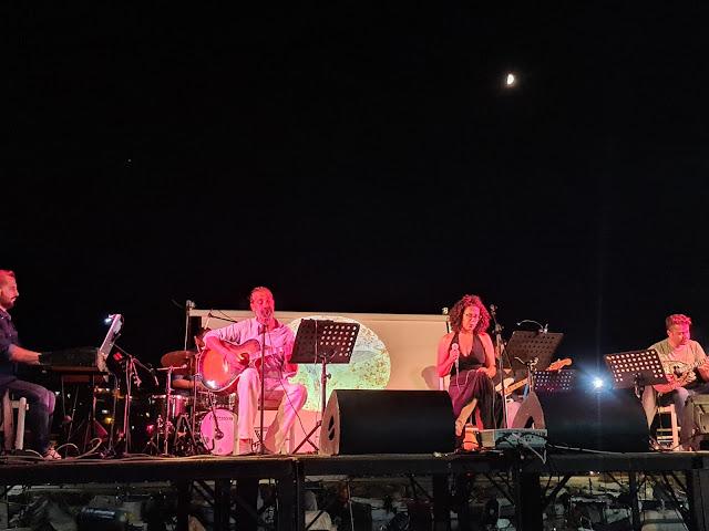 Μαγική βραδιά στο Κιβέρι με αγαπημένα ελληνικά τραγούδια