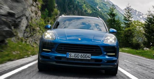 Электрический Porsche Macan, выходящий в 2022 году