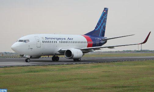 """اندونيسيا .. فقدان الاتصال بطائرة تابعة لشركة الخطوط """"سريويجايا"""" بعد وقت قصير من إقلاعها من جاكرتا"""
