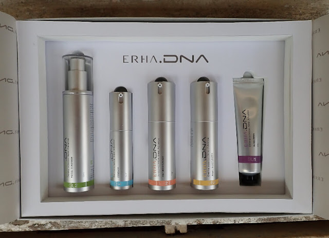 erha dna skincare products