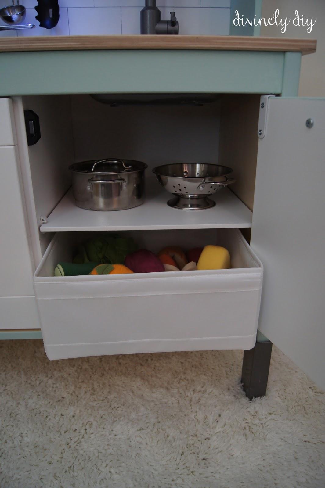 Divinely diy ikea duktig makeover - Ikea duktig play food ...