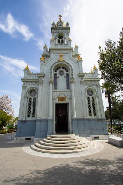 Chiesa di Santo Stefano dei bulgari-Istanbul