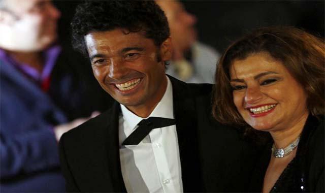 نقل الفنان خالد النبوي إلى المستشفي بعد تدهور صحتة