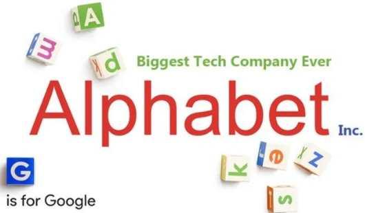Alphabet Inc. Mencapai Penilaian $1 Trilion