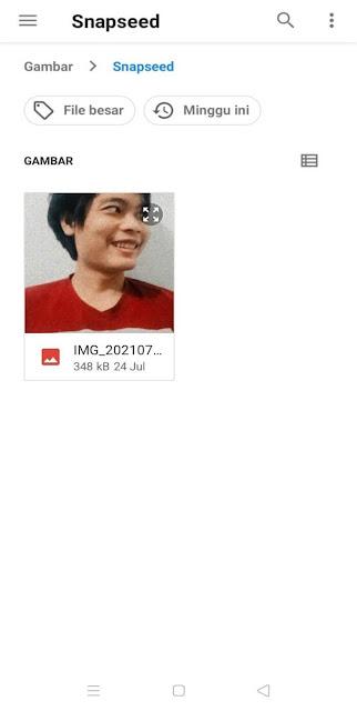 Mengupload File Foto di Google Drive Lewat HP