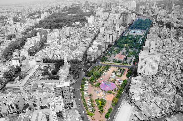 Sài gòn sắp có công viên đẹp tựa Central Park ở Manhattan