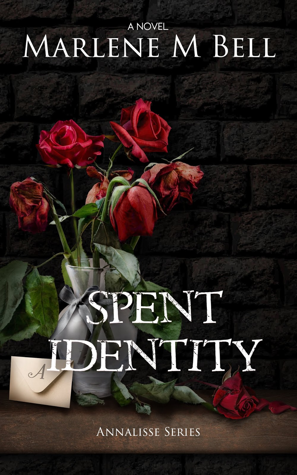 Spent Identity book cover