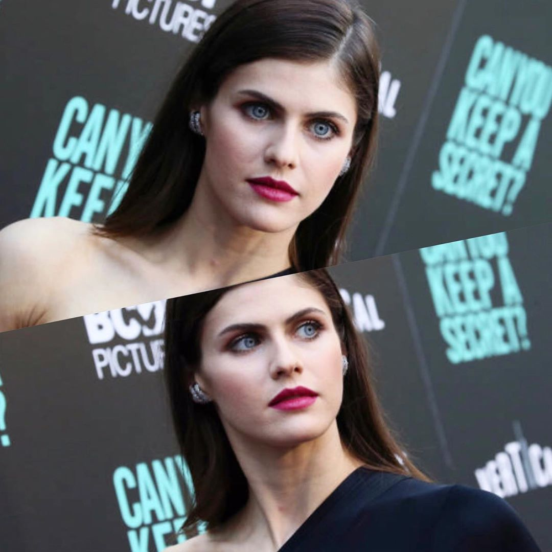 Alexandra Daddario Looks Beautiful and Awesome