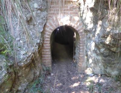 sentiero dei tubi