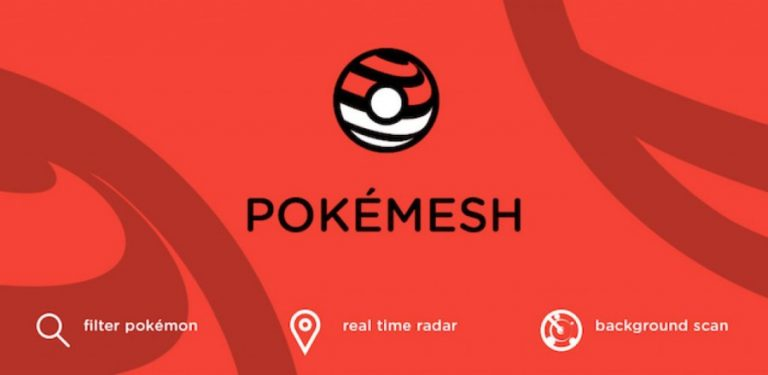 Download APK Pokemesh Untuk Android Dan PC