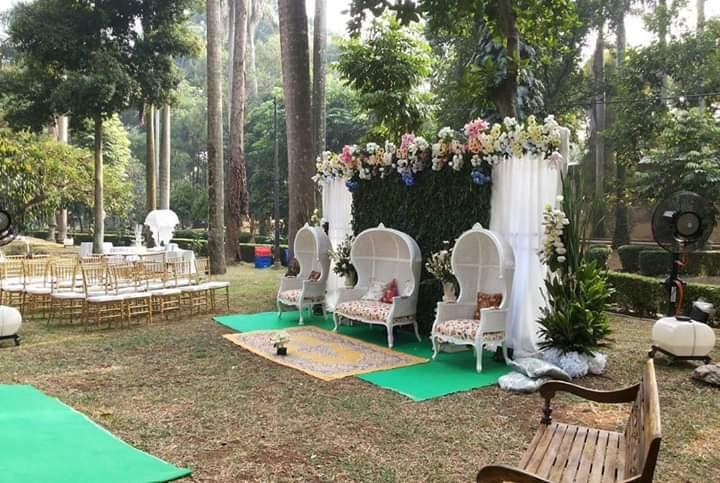 Hanya Ada di Zaman Anies, Warga Jakarta Bangga Nikah di Taman