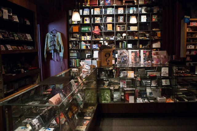 The old magic store is hidden in the heart of New York