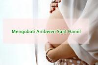 Obat Wasir untuk Ibu Hamil yang Aman Tanpa Efek Samping