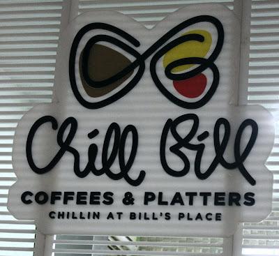Chill Bill Coffees & Platters