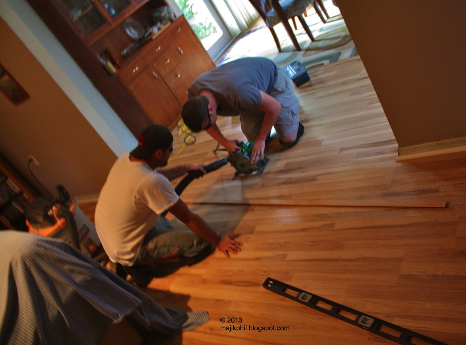Repairing Laminate Flooring