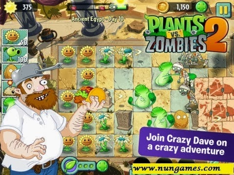 free online plants vs zombies full version game