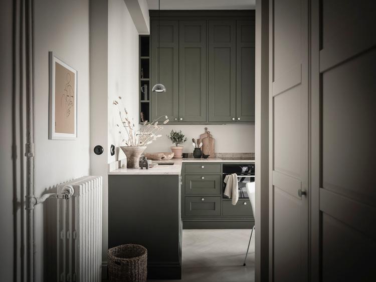 An Inspiring Studio Flat – And Shrove Tuesday Celebrations, Swedish style!