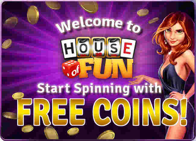 House Of Fun Free Coins No Survey