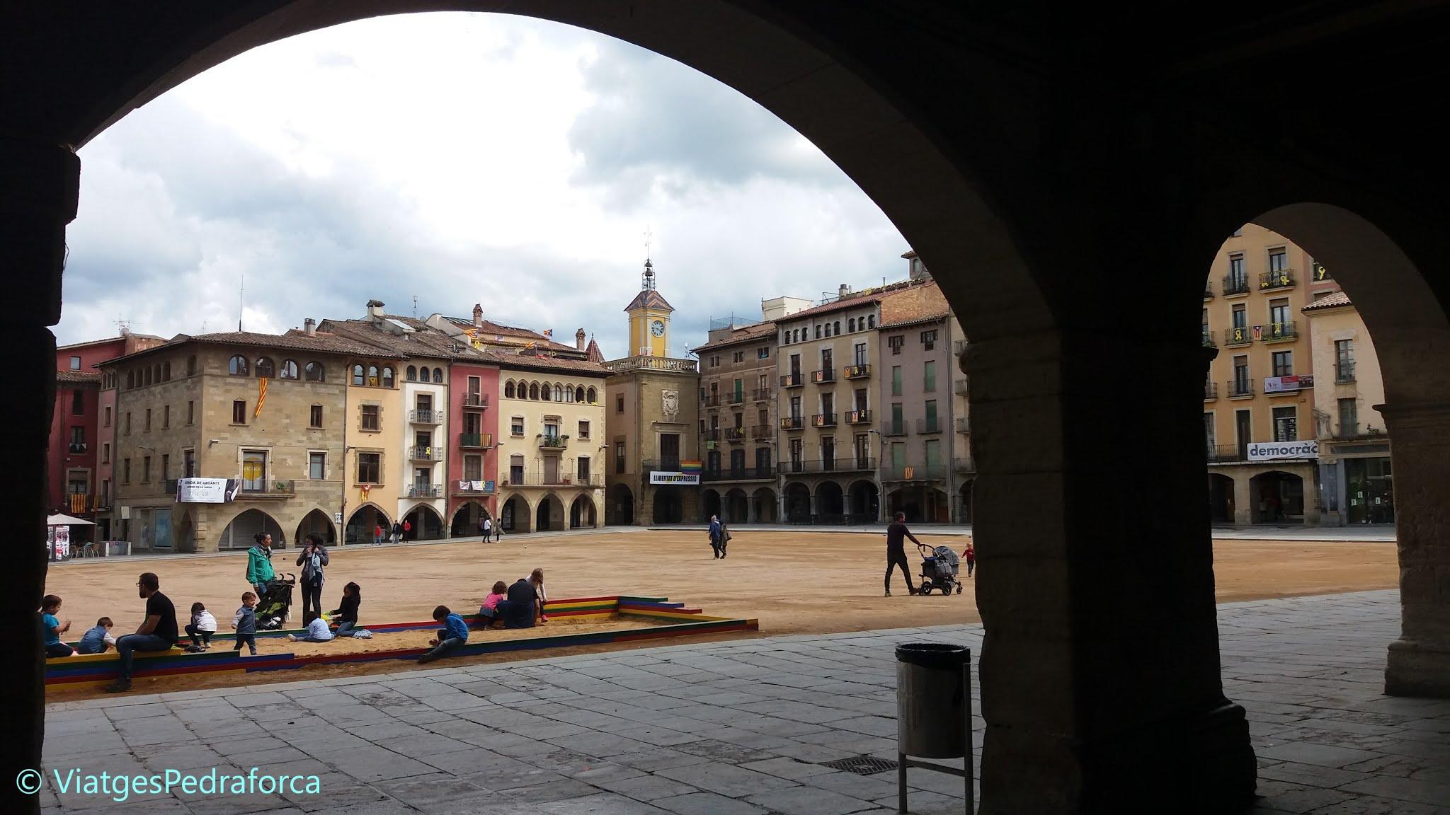 Ruta per Osona, patrimoni cultural, Catalunya