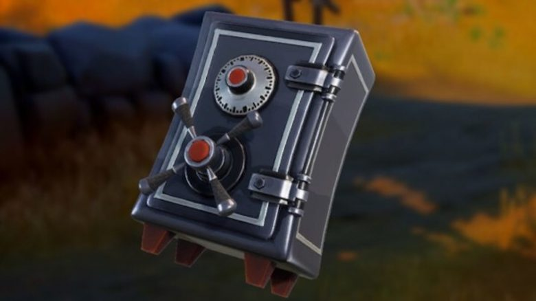 Fortnite: Open Safes - Season 6 Challenge