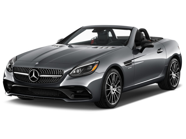 2020 Mercedes-Benz SLC Class Review