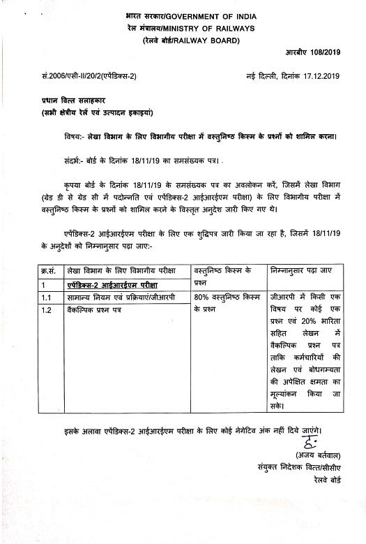 railway-board-order-rba-108-2019