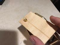 Installing the last panel