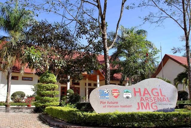 Học viện bóng đá HAGL - Arsenal JMG nơi bắt đầu của những Công Phượng, Xuân Trường