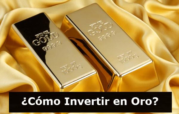Cómo invertir en oro 2019 - 2020