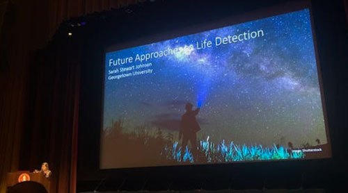 Making search for life approaches agnostic to Earth biology (Source: Sarah Johnson, Georgetown U)