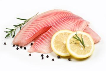 تعرفى على طريقة تحضير السمك البلطى فى الفرن الشهي