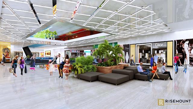 trung tâm thương mại Risemount apartment