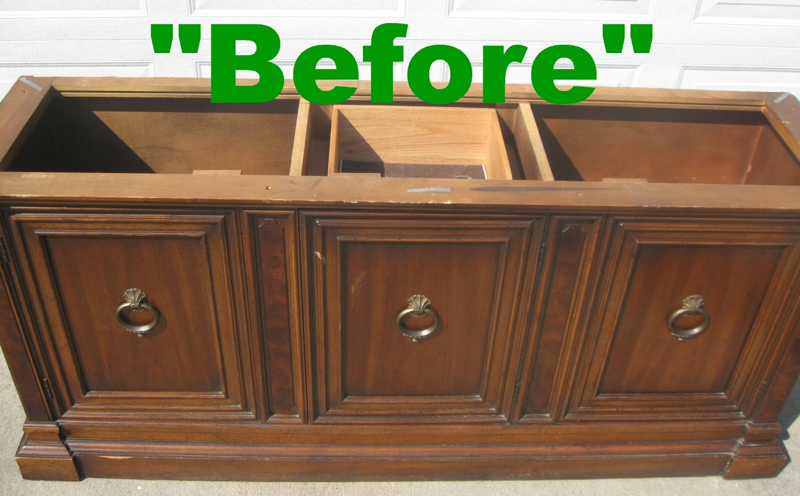 That S Not Junk Refurbished Recycled Furniture Our New