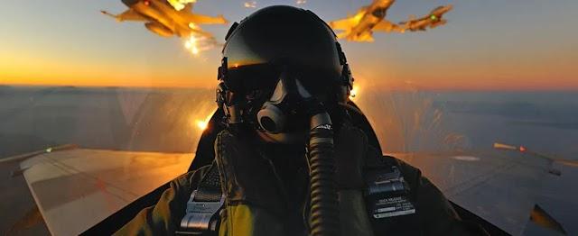 Τα Ελληνικά «Φαντάσματα» στοιχειώνουν το Cesme: Tα τουρκικά flares προσπαθούν να σπάσουν το αδυσώπητο «kill»